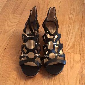 Dress sandals. Girls size 1